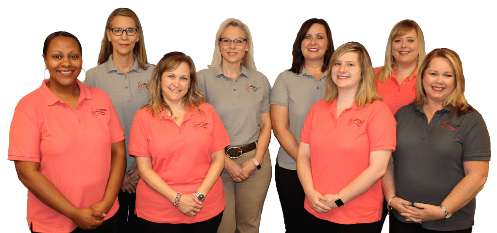 West Tennessee Hearing & Speech Center Staff