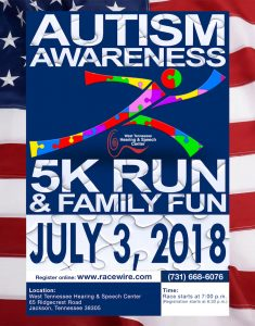 Autism Awareness 5K Run