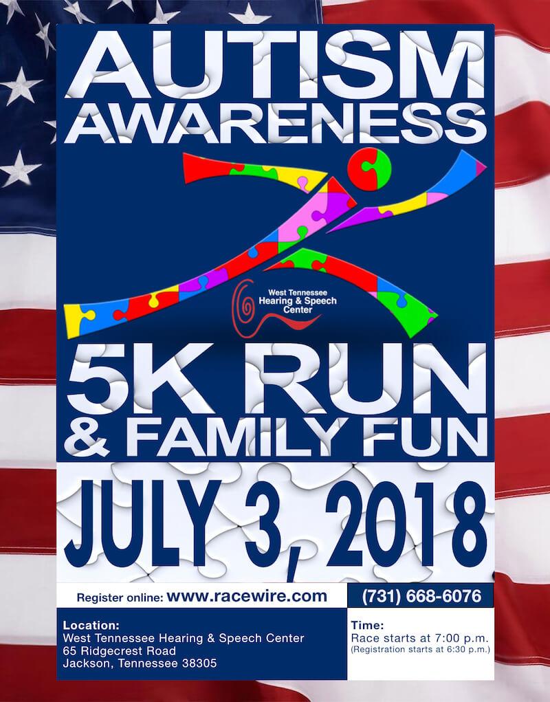 Autism Awareness 5K Run