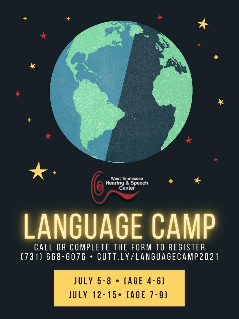 Language Camp Jackson TN 2021