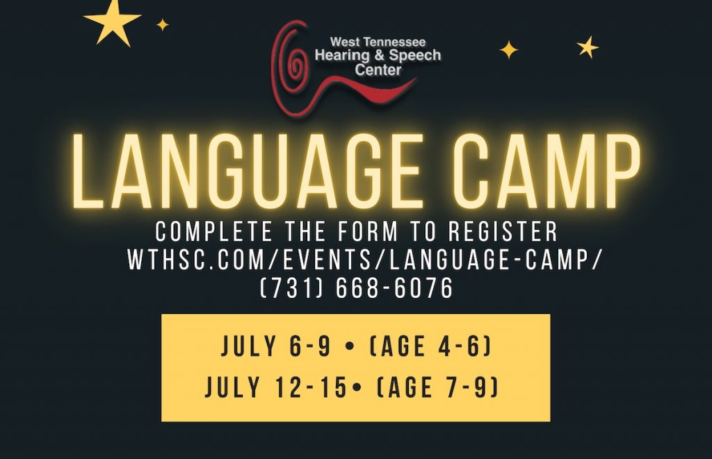 Language Camp 2021 Jackson TN